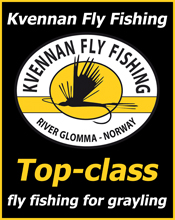Logo til Kvennan Fly Fishing