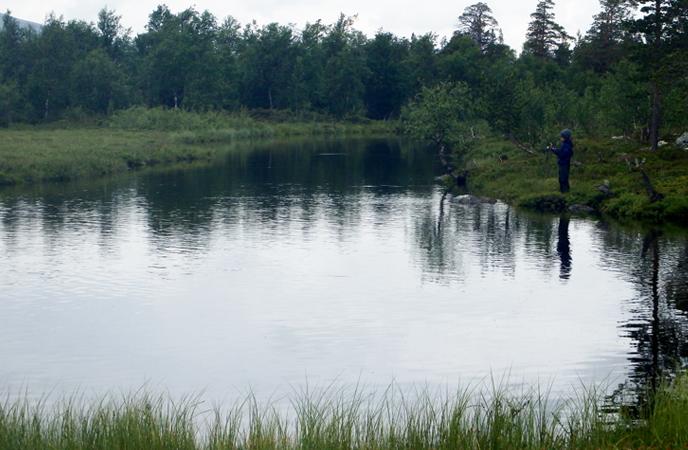 4 Fisking i Grøtåa