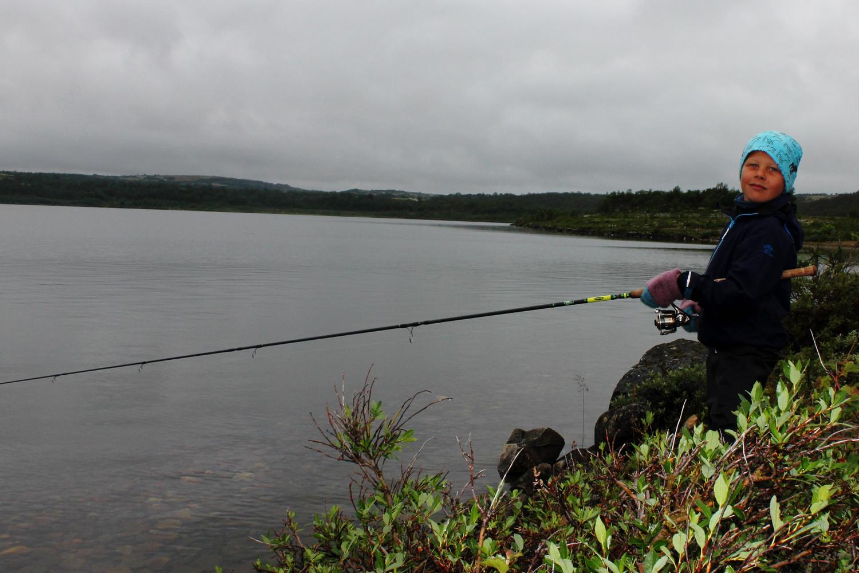 Fisker igjen