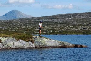 Snaufjellvatnet, Foto Lillian Bergli