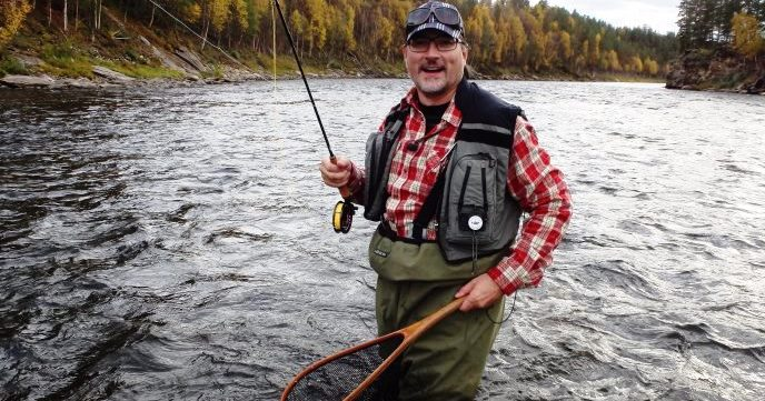 The sales of fishing license for kvennan fly fishing is for Fly fishing sale