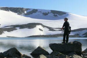 Villmarksfiske i Breheimen Nasjonalpark og Skjåk allmenning