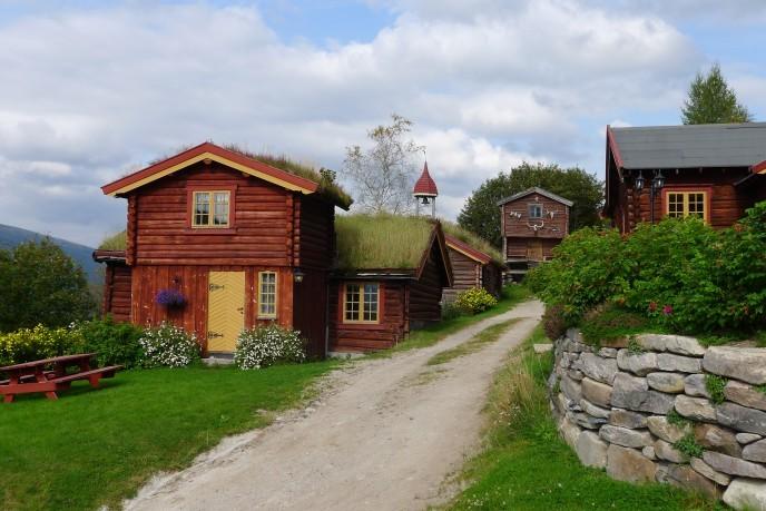 Romenstad Gårdstunet15